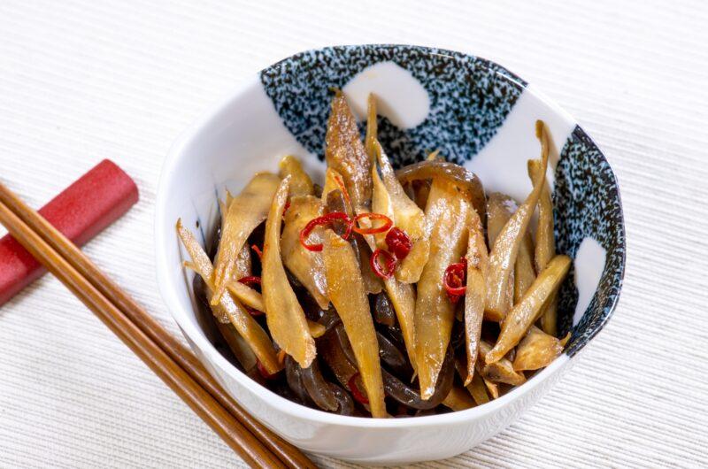 【きょうの料理】洋風きんぴらごぼうのレシピ しらいのりこ【10月11日】