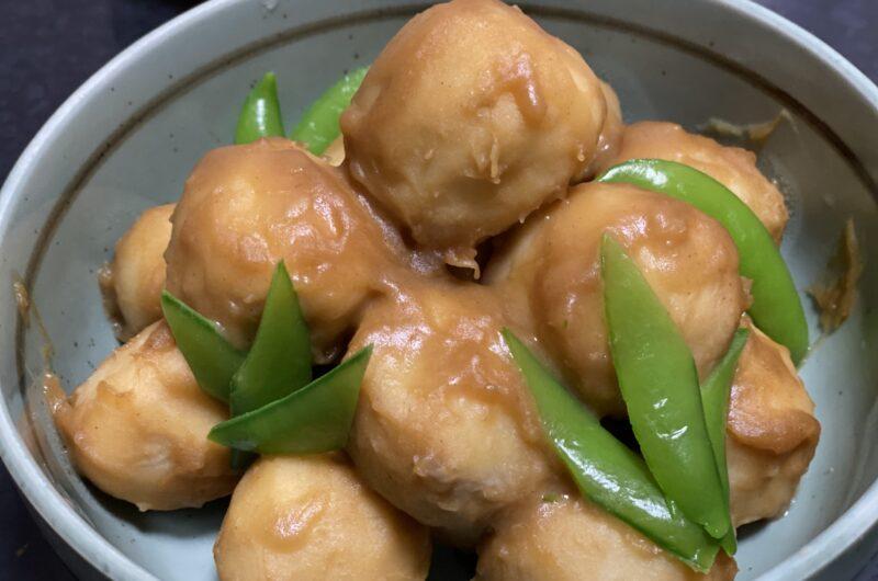 【きょうの料理】里芋と鶏肉の揚げだしのレシピ|しらいのりこ【10月12日】
