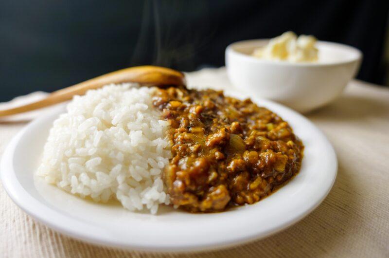 【サタプラ】野菜一日これ一本のキーマカレーのレシピ|五十嵐夫婦|サタデープラス【10月9日】