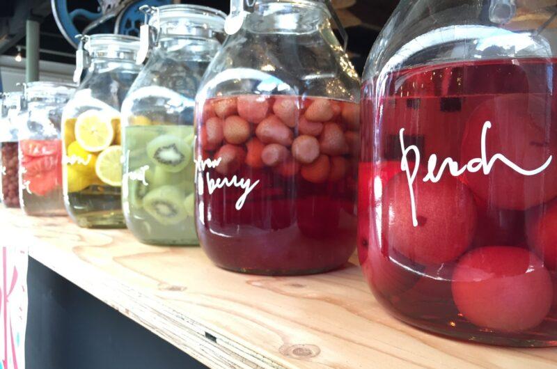 【夜会】フルーツシロップのレシピ|杏|健康ドリンク【10月7日】