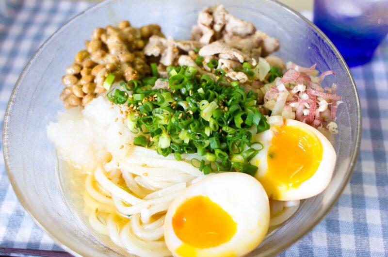 【ヒルナンデス】サバ缶納豆うどんのレシピ|マチャミ【10月1日】